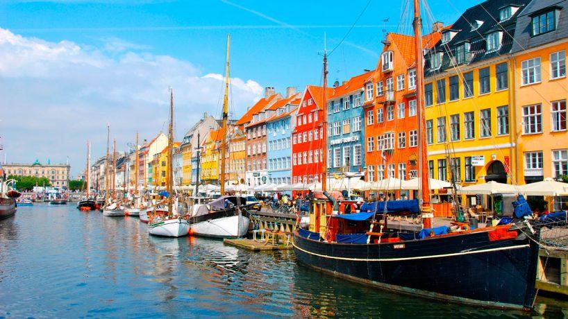 Стажировка в Дании